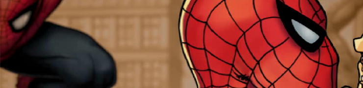 スパイダーマンの登場するゲーム